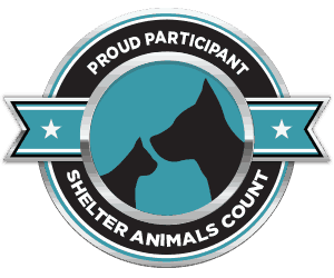 Shelters Animal Count Participant Logo