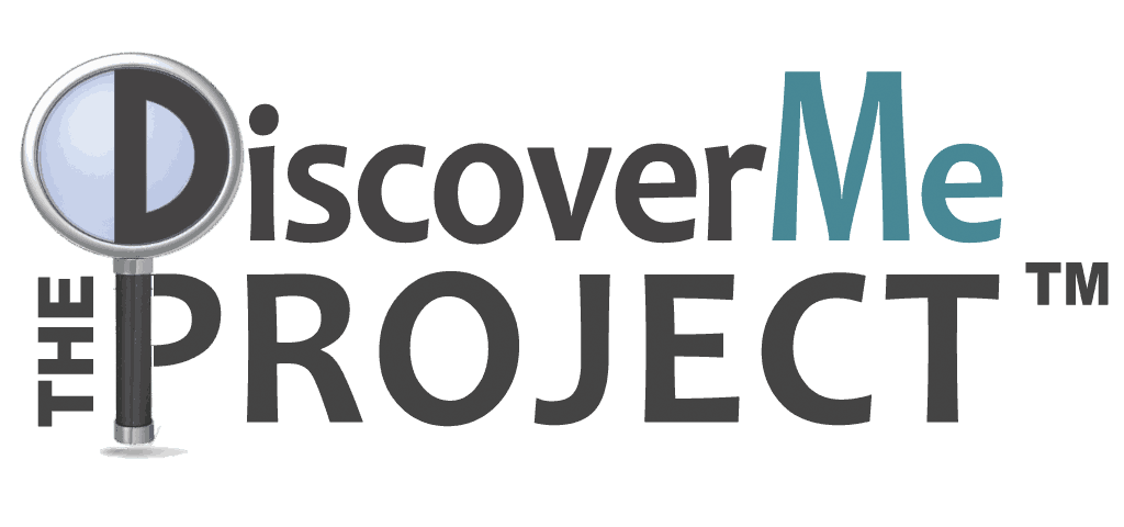 The DiscoverMe Project Logo