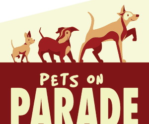 Pets on Parade in Carlsbad Village!